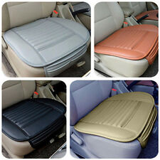Protect Mat Cover Pad  for Car Cushion Leather PU Comfort Front Seat  Breathable