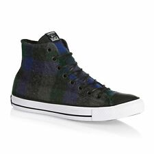 Converse Trainers - Converse Chuck Taylor All Star HI Shoes (Wool) - Grey
