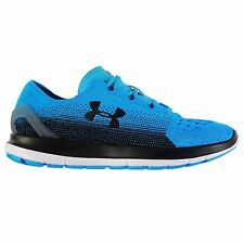 Under Armour Speedform SlingRide Running Shoes Mens Blu/Wht Trainers Sneakers