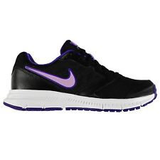 Nike Downshifter 6 Runners Trainers Womens Blk/Lilac Sneaker Sport Shoe Footwear