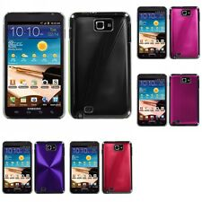 For Samsung Galaxy Note i717 N7000 Aluminum Armor Cosmo Slim Hard Case Cover