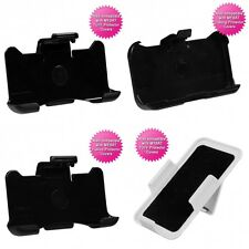 For Apple iPhone 4/4S TUFF Holster IMPACT Armor Clip Case Cover