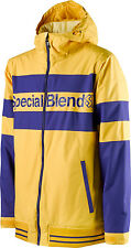 Special Blend Unit Ski Snowboard Jacket Hydrate Yellow
