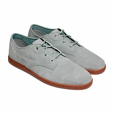 Creative Recreation Vito Lo Mens Grey Suede Lace Up Sneakers Shoes