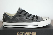 New All Star Converse Chucks low Trainers Studded 142221c Gr.44 UK 10