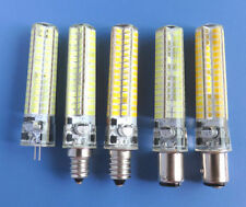 NEW G4/E12//E14/BA15D/BAY15D 9W bulb 120 LED 5730 SMD DC12~24V AC12V Warm/White