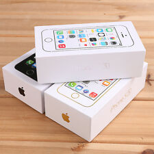 New in Sealed Box Factory Unlocked APPLE iPhone 5 4S 5S 16-64GB 4G Smartphone E4