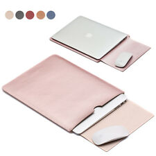 "Sleeve Case Bag Laptop Cover For Macbook Pro Air 11""/12""/13""/15"" with Mouse Pad"