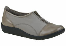 NEW PLANET SHOES GLAM WOMENS COMFORTABLE ZIP SHOES