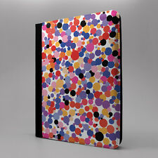 Polka Dots Print Design Pattern Flip Case Cover For Apple iPad - P322
