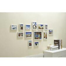13Pcs Photos Large Multi Picture Photo Frame Collage Aperture Wall Decor