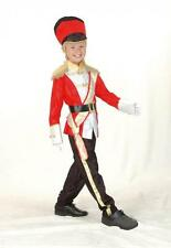 Boys Fancy Dress Beefeater Toy Soldier Costume
