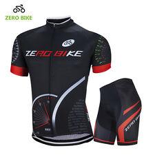 Pro Team Mens Cycling Jerseys Bicycle Clothing Short Sleeve Sport Jersey Sets