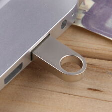 Hot Simple Classic Metal Key USB 2.0 Memory Stick Flash Pen Drive U Disk 8GB HT