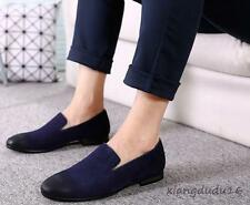 Chic Men' Oxford Dress Formal Pointy toe Slip on Loafers Casual Driving shoes YT