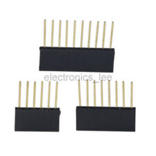 6 8 10 Pin Female Tall Stackable Header Connector Socket for Arduino
