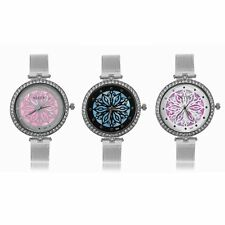 Casual Fashion Watches Creative Charming Stainless Steel Mesh Strap Watches HT