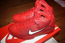 NIKE MEN'S HYPERDUNK 08 BASKETBALL SHOES SNEAKERS 820321 601 RED SIZE 10-13