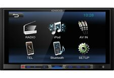 Kenwood Moniceiver Bluetooth Spotify für Ford Mustang V 2005-2009 + Einbauset