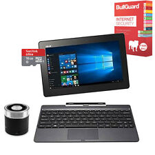 "ASUS Transformer Book 10.1"" Windows 10 Laptop Tablet Intel Atom, 2GB RAM, 32GB"