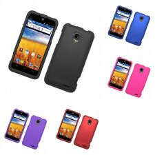 For ZTE Z998 Hard Snap-On Rubberized Phone Skin Case Cover