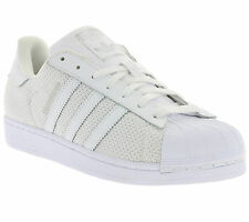 NEW adidas Originals Superstar Shoes Men's Sneakers Trainers White S75962
