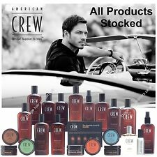 American Crew Mens Hair Products Style Shave Wash Colour ALL PRODUCTS STOCKED