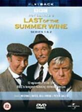 LAST OF THE SUMMER WINE - SERIES 1 AND 2 - NEW / SEALED DVD - UK STOCK