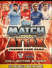 MATCH ATTAX 2012/2013  2012/13 MAN OF THE MATCH MOTM  CHOOSE