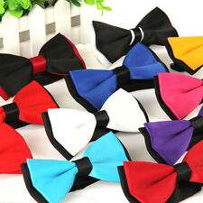 Classic Fashion Novelty Men's Adjustable Tuxedo Bowtie Wedding Bow Tie Necktie G