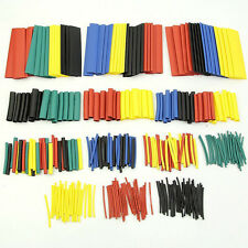 Assorted 328/530Pcs Car Electrical Cable Heat Shrink Tube Tubing Wrap Sleeve