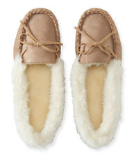 aeropostale kids ps girls' solid moccasins