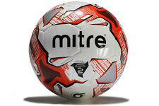 Mitre Unisex Impel D32P Training Football White/Red/Black Sports Workout