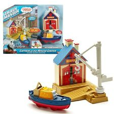 Thomas and Friends - Set Captain at the Rescue Centre - Trackmaster Revolution M
