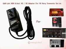 AC Adapter For Korg Tone works Multi Effects Guitar Processor Pedal Power Supply