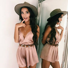 New Stylish Sexy Womens Party Cocktail Clubwear Jumpsuit Playsuit Romper Shorts