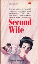 Lewis Meyer: Second Wife. Fiction Avon [Canadian] 818991