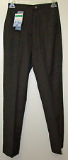 United Colors of Benetton Brown or Black Dress Slacks Made in Italy Size 24 or27
