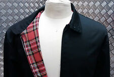 Harrington 70`s 80`s Style Jacket MOD/Scooter/Bikers All Sizes/Colours - NEW