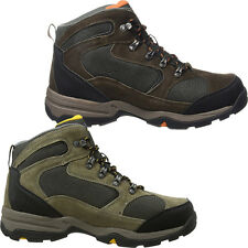 Hi-Tec 2017 Storm Mens Suede Leather Hiking Sports Walking Boots - Waterproof