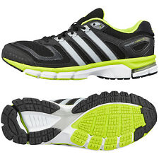 Adidas Response Cushion 22 M shoes running shoes sneakers jogging Black NEW
