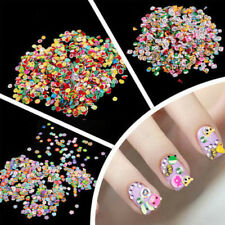 1000x Nail Art Mix Design Fimo Slices Polymer Clay Stickers Decoration Manicures