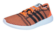 adidas Element Refine Tricot Mens Running Trainers / Sneakers - Orange