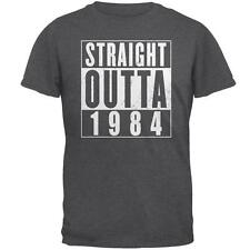 Straight Outta 1984 Big Brother Is Watching Mens T Shirt