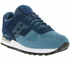 NEW Saucony Shadow Original Shoes Women's Sneakers Sneakers Blue S60257-7 Sports