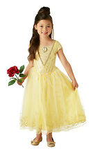 Belle Costume Beauty and the Beast Fancy Dress Costume - 3 Sizes - 630608
