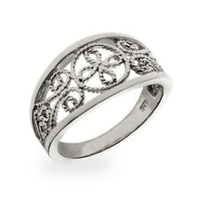 Sterling Silver Victorian Style Ring