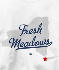 Fresh Meadows, Neighborhood of Queens, New York NY MA T Shirt All Sizes & Colors