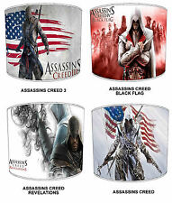 Lampshades Ideal To Match Assassins Creed Duvets Assassins Creed Wall Stickers