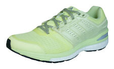 adidas Supernova Sequence 8 Boost Womens Running Trainers / Sneakers - Yellow